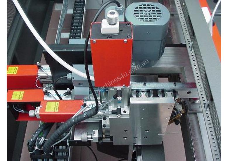 Gannomat Index 130 Glue & Dowel Inserting Machine