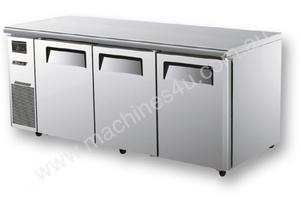 Turbo Air KUF18-3 Under Counter Side Prep Table Freezer
