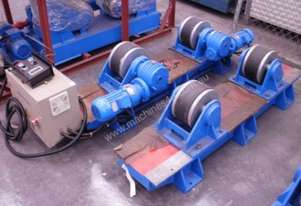 Welding Rotators 5 ton cap drive and idler