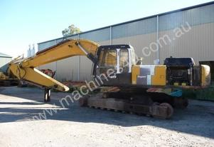 HITACHI EX300LC-2 EXCAVATOR *WRECKING*