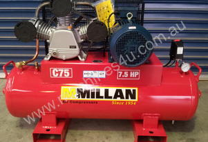 McMillan 33CFM Cast Iron Industrial Compressor