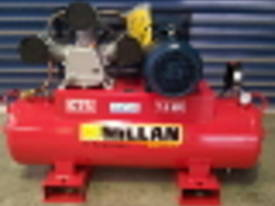 McMillan 33CFM Cast Iron Industrial Compressor - picture1' - Click to enlarge
