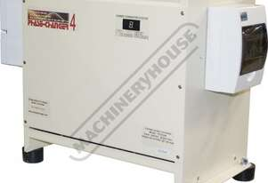 PC2 Phase Change Converter - 240V into 415V Run 2kW / 3hp, 415V Machines from 240V Power Supply True