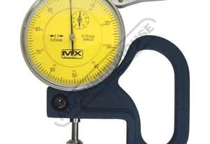 34-506 Dial Thickness Gauge 0-10mm