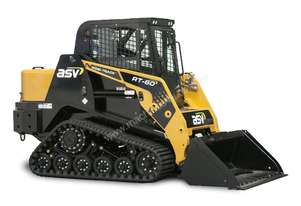 ASV  RT-60 / RT60 Posi-Track Skid Steer Loader