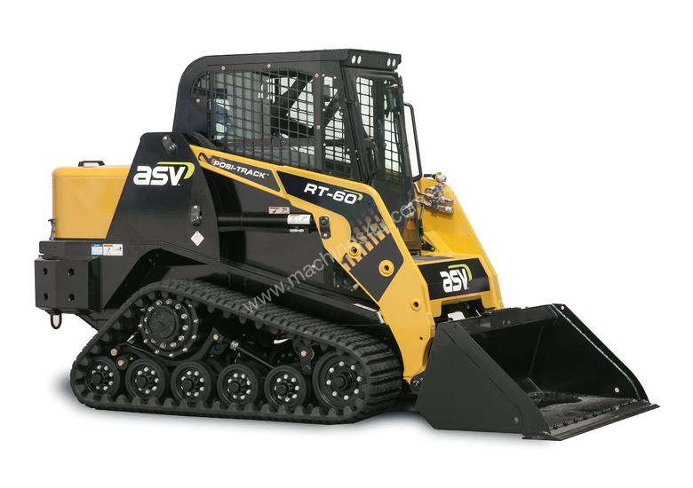 ASV  RT-60 Skid Steer Loader