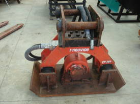 Compaction Plates Wheels for Hire - picture0' - Click to enlarge