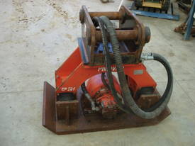 Compaction Plates Wheels for Hire - picture1' - Click to enlarge
