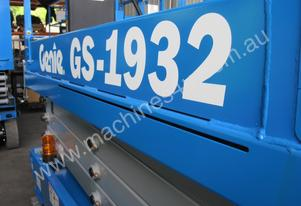 New - Genie GS 1932 Electric Scissor Lift