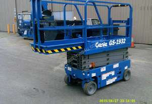 New  Genie GS 1932 Electric Scissor Lift