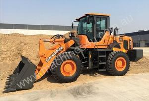 2019 HERCULES YX638 10.7 Tonne WHEEL LOADER