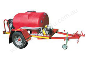 SELECTA FIRE FIGHTER TRAILER 1000 LITRE OFF ROAD