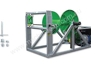 SKID MOUNT CABLE RECOVERY UNIT