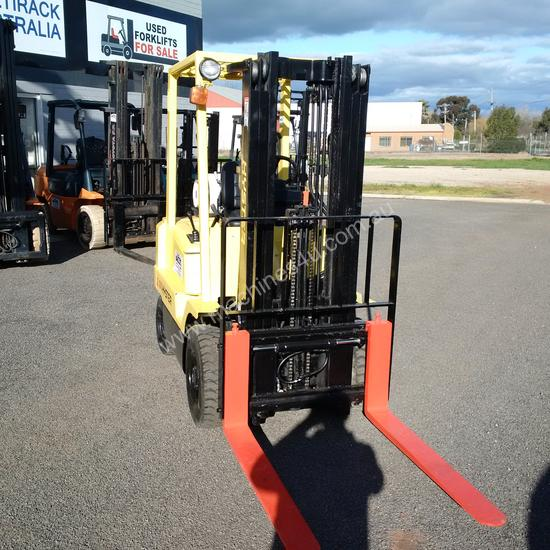 TOYOTA HYSTER COMPACT CONTAINER ACCESS MAST