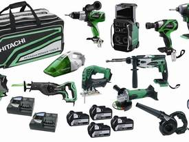 HITACHI 13 PIECE SUPER MEGA PACK