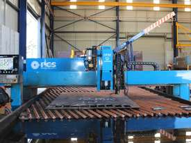 AUSSIE MADE PCS CNC Plasma cutter, Oxy, Drilling - picture7' - Click to enlarge