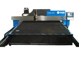 AUSSIE MADE PCS CNC Plasma cutter, Oxy, Drilling - picture0' - Click to enlarge
