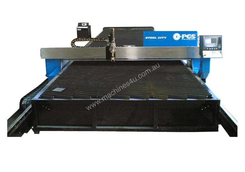 AUSSIE MADE PCS CNC Plasma cutter, Oxy, Drilling