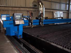 AUSSIE MADE PCS CNC Plasma cutter, Oxy, Drilling - picture5' - Click to enlarge
