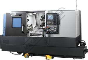 PUMA GT2100 GT2600 GT3100 CNC Turning Centres Series Details
