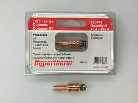 HYPERTHERM COPPER PLUS ELECTRODE #220777 - picture0' - Click to enlarge