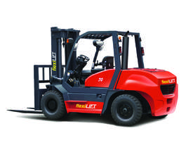 Flexilift 6-10 ton FD Series Forklift - picture3' - Click to enlarge