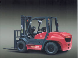 Flexilift 6-10 ton FD Series Forklift - picture0' - Click to enlarge