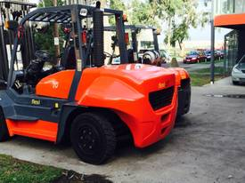Flexilift 6-10 ton FD Series Forklift - picture2' - Click to enlarge