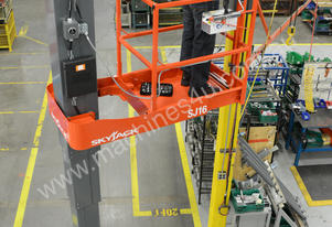 Perth Stock: Skyjack Self Propelled Personnel Lift
