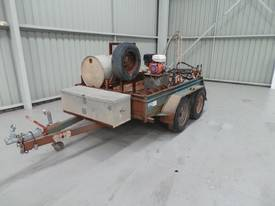 2009 Roswal Bore Trailer