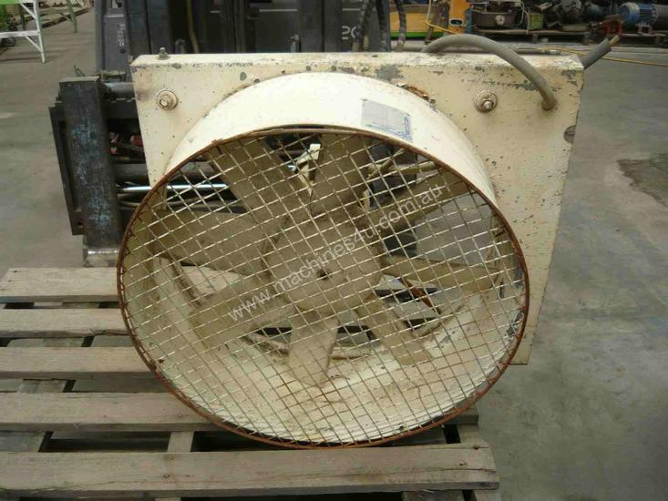 Industrial Axial Fans : Used smiths industrial axial fan mm fans
