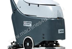 Nilfisk Walk Behind Scrubber/Dryer SC450