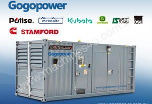 1000kVA DP1000C5S-AU Cummins Power Generator