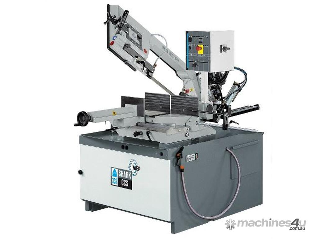 New 2018 Mep Shark 332ccs Manual Bandsaw In Mona Vale Nsw