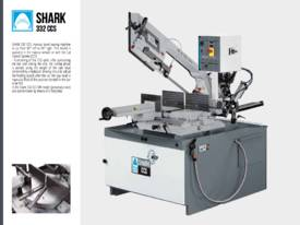 MEP SHARK 332 CCS Manual Bandsaw - picture2' - Click to enlarge
