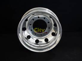 10/285 8.25x22.5 Alcoa Polished Drive Alloy Rim - picture1' - Click to enlarge