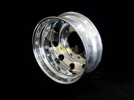 10/285 8.25x22.5 Alcoa Polished Drive Alloy Rim - picture2' - Click to enlarge