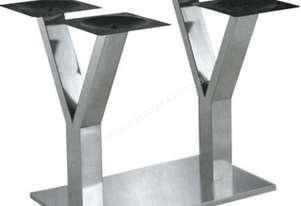 F.E.D. SL13-58-576 YY-Shape Stainless Steel Table Base 1000H