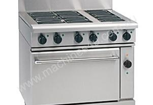 Waldorf 800 Series RN8610EC - 900mm Electric Range Convection