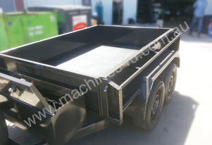 Hydraullic Tipper Trailers with Electrical Brakes