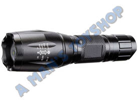 LED FIVE FUNCTION ZOOM LENS TORCH KIT