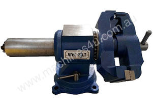 MULTI PURPOSE BENCH VICE 125MM SWIVEL