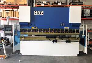 CMT TORSION BAR PRESS BRAKES | HYDRAULIC | 2 AXIS | 2D CNC ITALIAN CONTROL