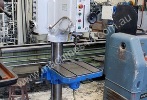 Oslo GPD 38 VF geared head drill