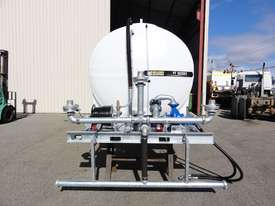 2019 WELDING SOLUTIONS PT10000HYD Watercart - picture0' - Click to enlarge