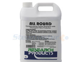 Research All Round 5L Carpet Cleaning Detergent Chemicals Accessories - picture2' - Click to enlarge