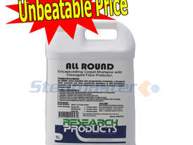 Research All Round 5L Carpet Cleaning Detergent Chemicals Accessories - picture0' - Click to enlarge