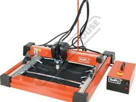 SWIFTY 600 XP Compact CNC Plasma Cutting Table Water Tray System, Hypertherm Powermax 45XP Cuts up t - picture3' - Click to enlarge