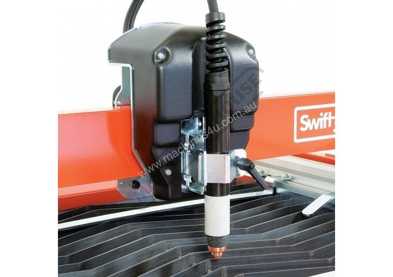 SWIFTY XP Compact CNC Plasma Cutting Table Water Tray System, Hypertherm Powermax 45XP Cuts up to 10