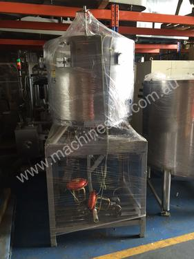 MT - Melting Tank (jacketed - not self heating)